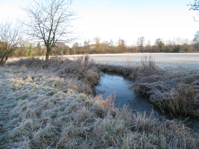 Frosty Millstream